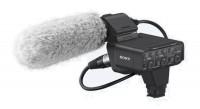 Sony XLR-K3M Adapter-Kit und Mikrofon