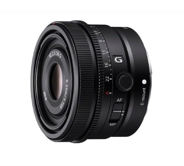 Sony SEL 50mm/2,5 G Premium
