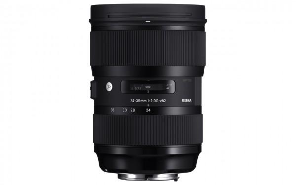 Sigma ART 24-35mm F2 DG HSM / Canon EF