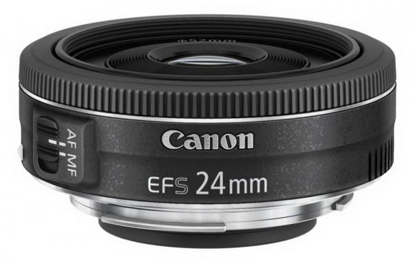 Canon EF-S 24mm/2,8 STM