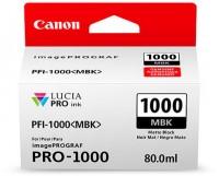 CANON PFI-1000 MBK Tinte, matte black 80ml