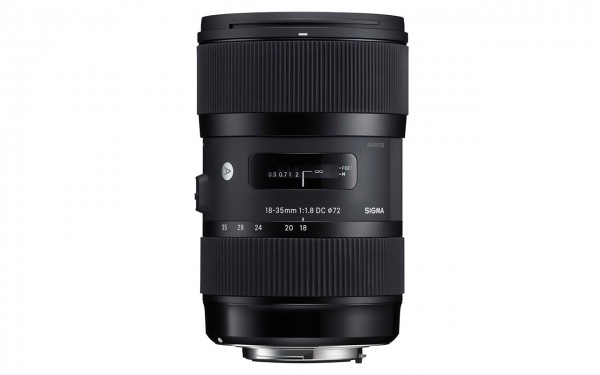 Sigma ART 18-35mm F1,8 DC HSM / Canon EF