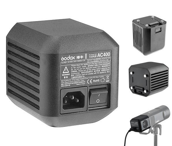 Godox AC400 Netzadater für AD400PRO
