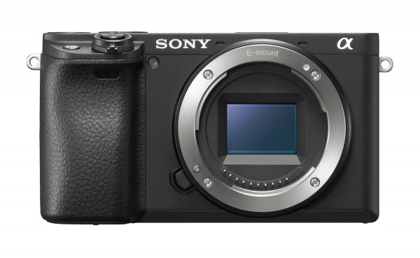 Sony Alpha 6400 Body schwarz