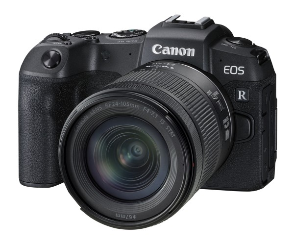 Canon EOS RP & RF 24-105mm/4,0-7,1 IS STM