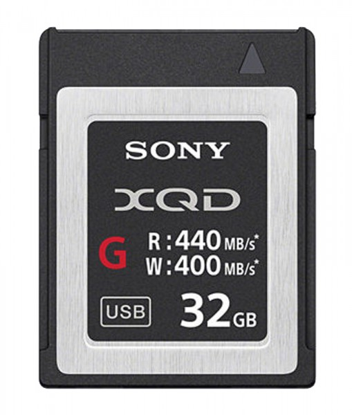 Sony 32 GB XQD-Karte G-Serie