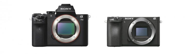 Kameras, E-Mount