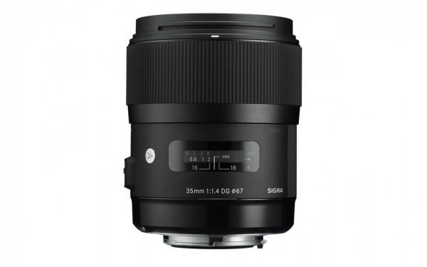 Sigma ART 35mm F1,4 DG HSM / Sony E-Mount