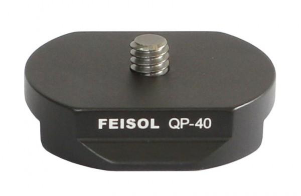 FEISOL QP-40 Kupplungsplatte
