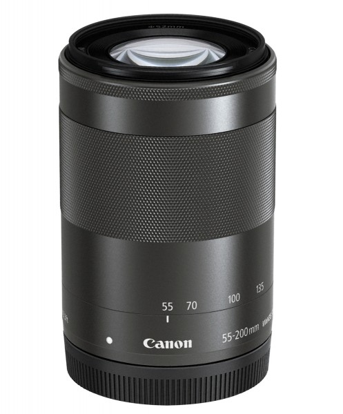 Canon EF-M 55-200mm/4,5-6,3 IS STM schwarz