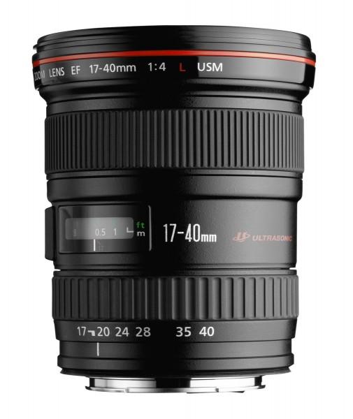 Canon EF 17-40mm/4,0 L USM