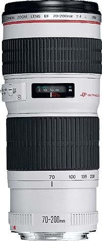 Canon EF 70-200mm/4,0 L USM