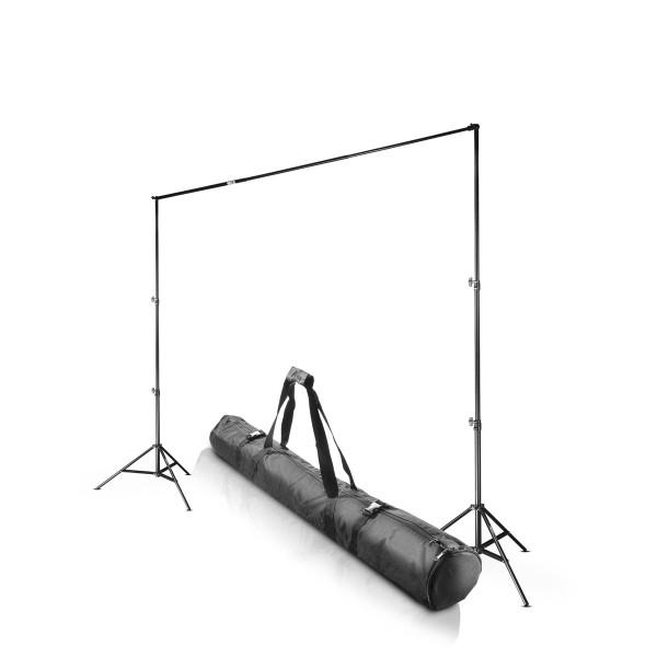 "UNI Hintergrundsystem ""Teleskop"" 120-307cm"
