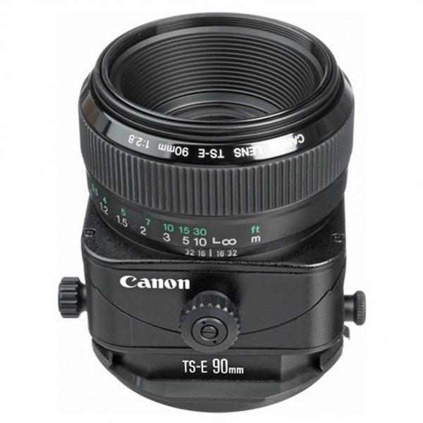Canon TS-E 90mm/2,8 Tilt-Shift