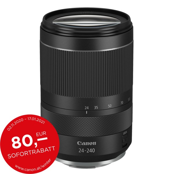 Canon RF 24-240mm/4,0-6,3 IS USM