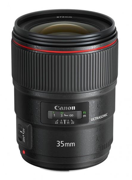 Canon EF 35mm/1,4 L II USM