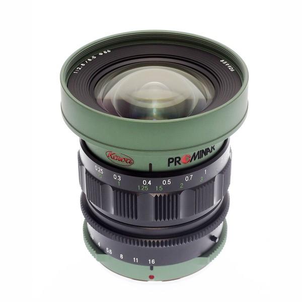 KOWA Prominar MFT 8.5mm f2.8 - grün