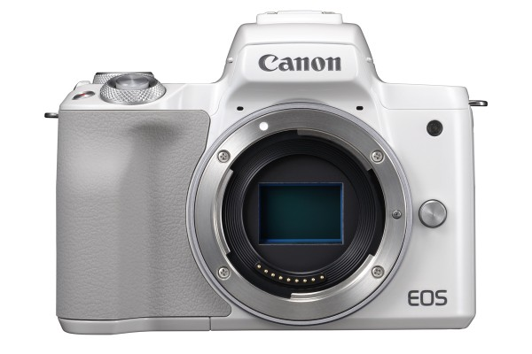 Canon EOS M50 Body weiß