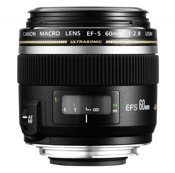 Canon EF-S 60mm/2,8 USM Makro