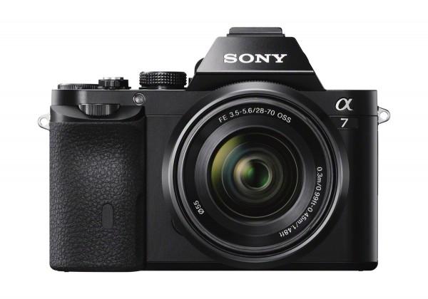 Sony Alpha 7 + SEL FE 28-70mm/3,5-5,6 OSS Kit
