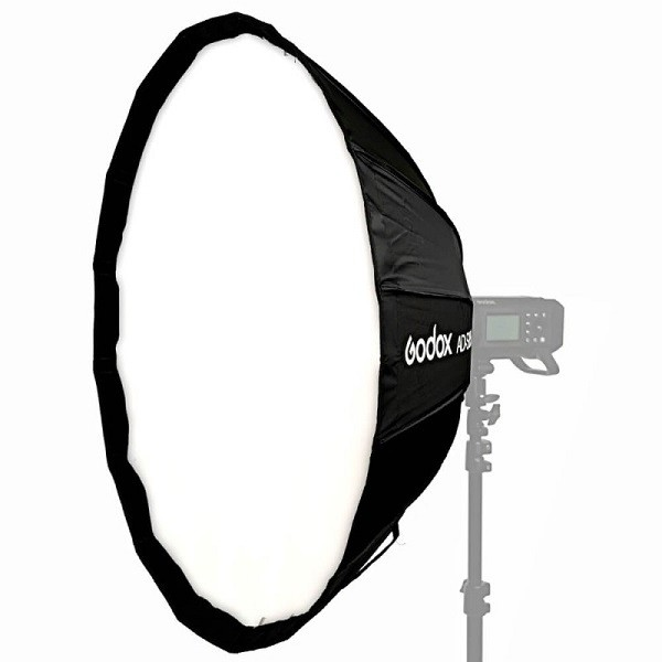 Godox ADS-85S Softbox silber 85 cm für AD300PRO, AD400PRO
