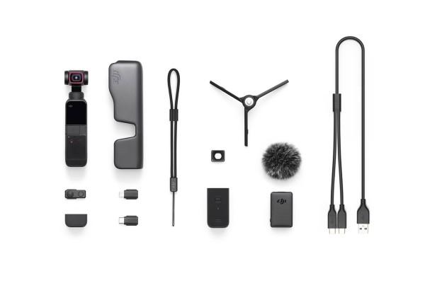 DJI Pocket 2 Creator Combo Gimbal Camera Set