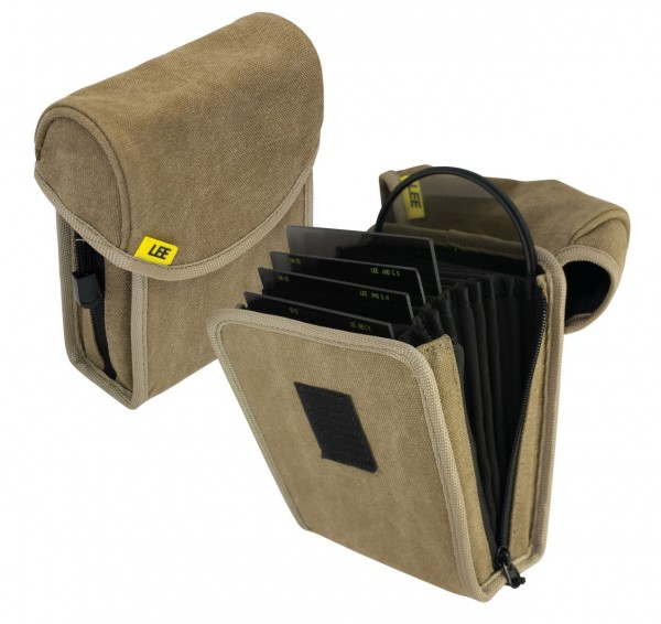 "LEE100 Tasche ""Field Pouch"" sand"