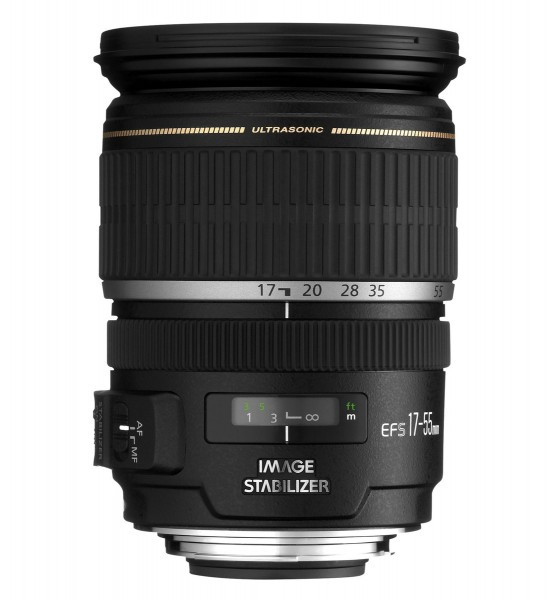 Canon EF-S 17-55mm/2,8 IS USM
