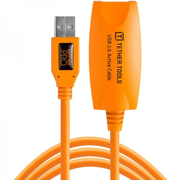 Tether Tools Pro USB 2.0 Active Extension Cable - 4,9 Meter