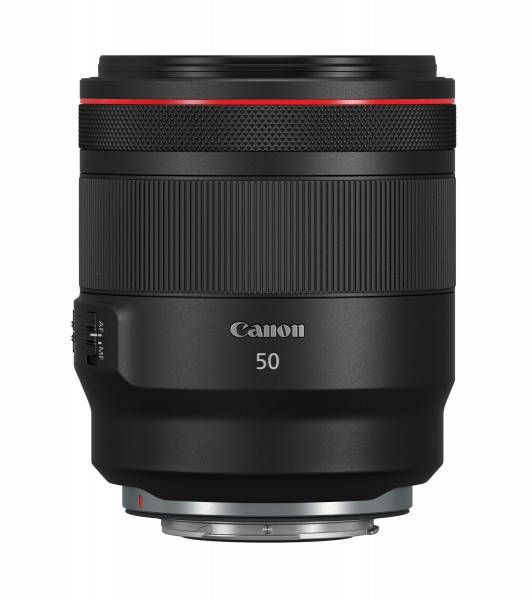 Canon RF 50mm/1,2 L USM