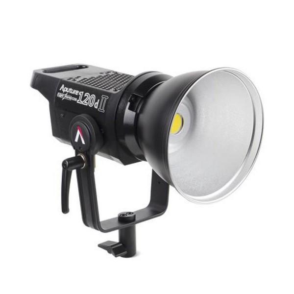 Aputure Light Storm C120d II Tageslicht Leuchte (V-Mount) im Kit inkl. Tasche