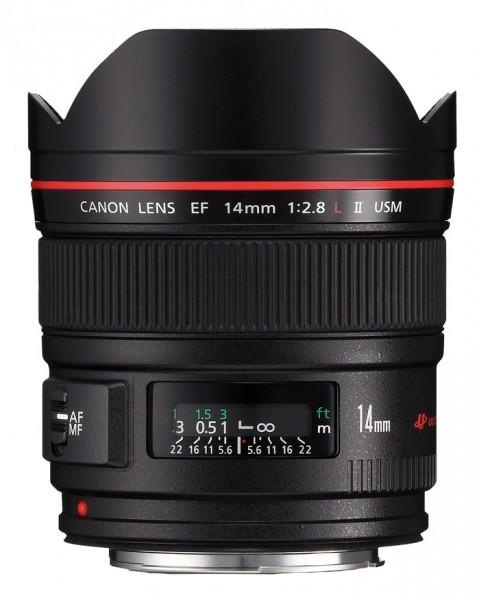 Canon EF 14mm/2,8 L USM II