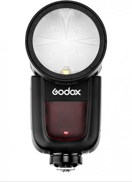 Godox V1 - TTL Rundkopf Blitz