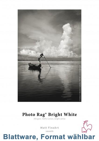 Hahnemühle Photo Rag Bright White 310g/m² 25-Blatt-Packung
