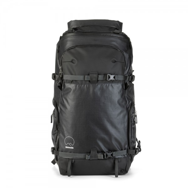 Shimoda Action X50 Rucksack - schwarz