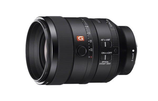 Sony SEL 100 mm / 2.8 STF GM OSS
