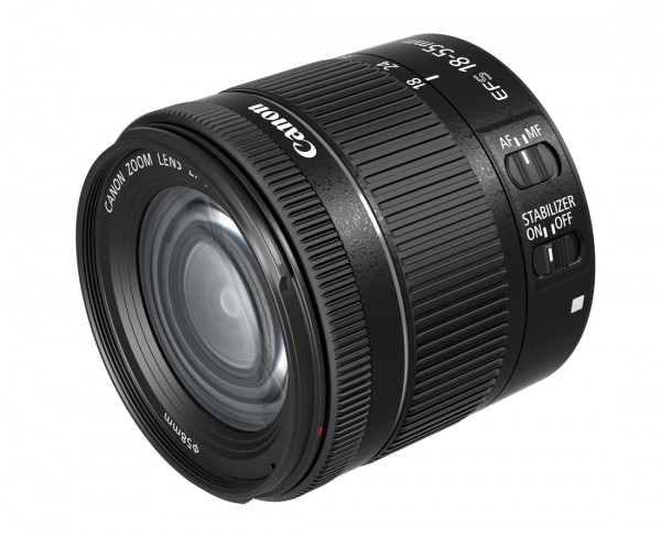 Canon EF-S 18-55mm/4,0-5,6 IS STM