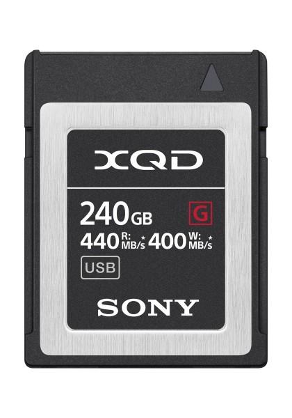 Sony 240 GB XQD-Karte G-Serie