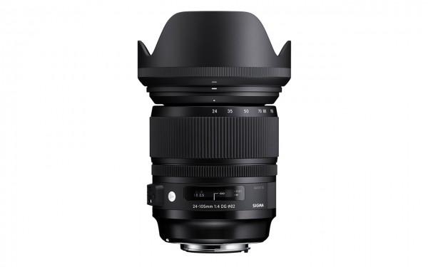 Sigma ART 24-105 mm F4,0 DG OS HSM / Canon EF