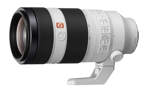 Sony SEL 100-400 mm / 4,5-5,6 GM OSS
