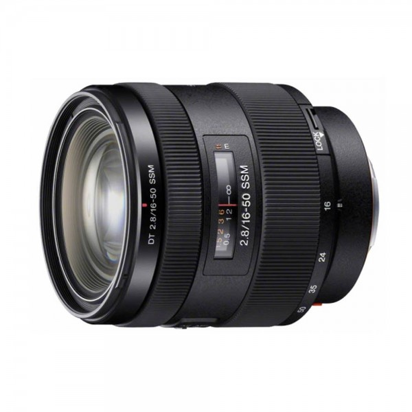 Sony SAL 16-50 mm / 2,8 SSM
