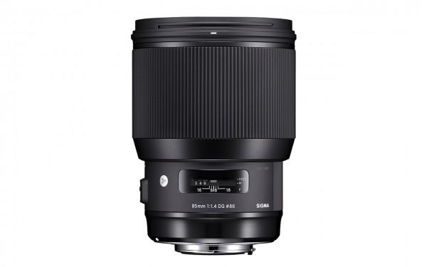 Sigma ART 85mm F1,4 DG HSM / Canon EF