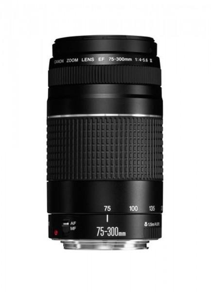 Canon EF 75-300mm/4-5,6 III