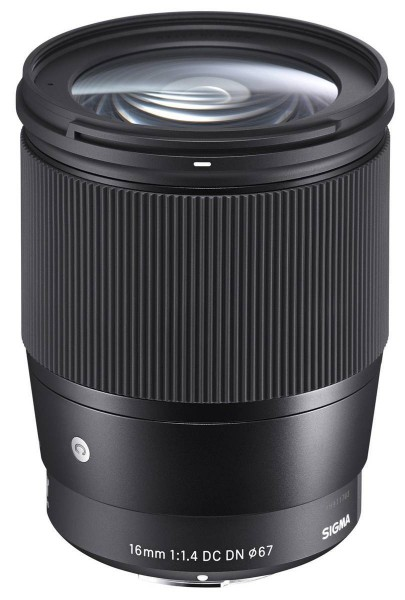 Sigma Contemporary 16mm 1,4 DC DN / Sony E-Mount
