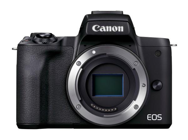 Canon EOS M50 II Body schwarz