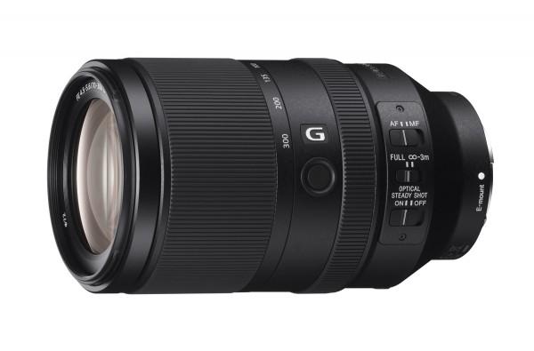 Sony SEL 70-300mm / 4,5-5,6 G OSS