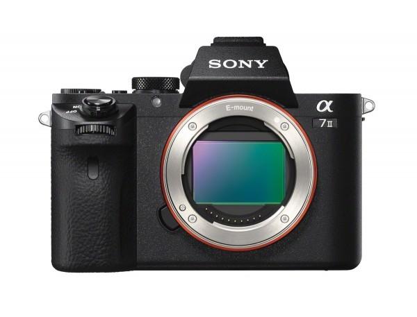 Sony Alpha 7 II Body IlCE7M2B