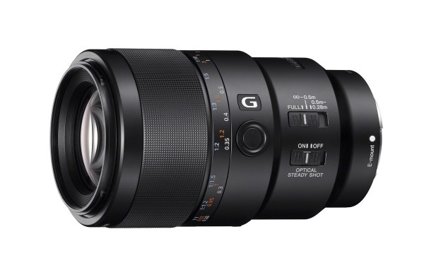 Sony SEL 90 mm / 2,8 Macro G OSS