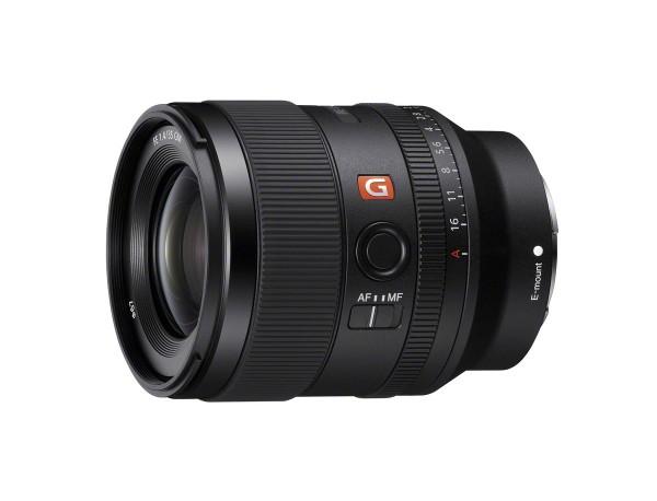 Sony SEL 35 mm/1,4 GM