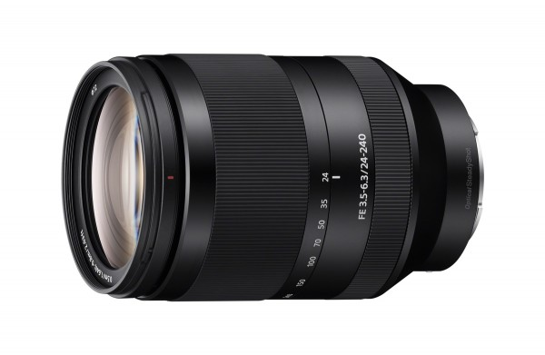 Sony SEL 24-240 mm / 3,5-6,3 OSS